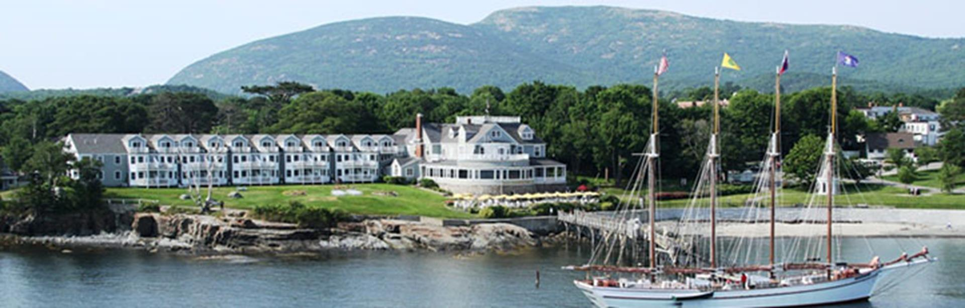 Exciting Reunions Await in Bar Harbor Inn & Spa