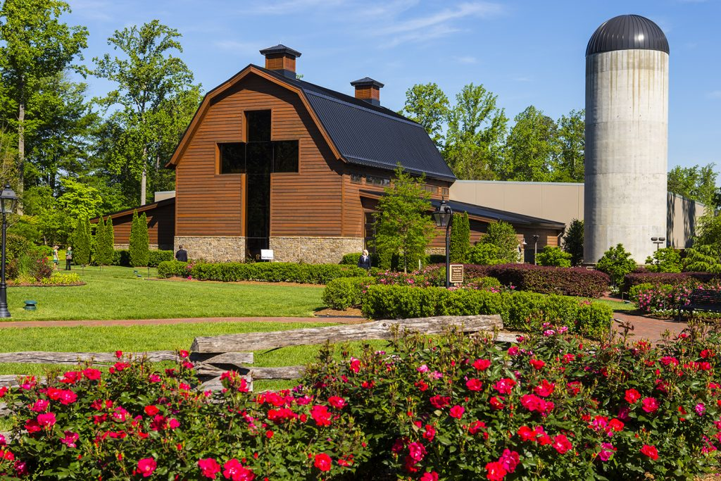 Billy-Graham-Library