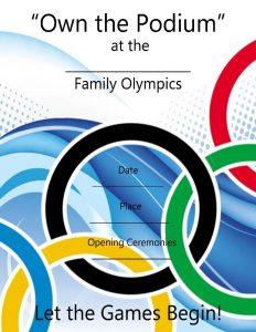 All-Sport or Olympic-Theme idea