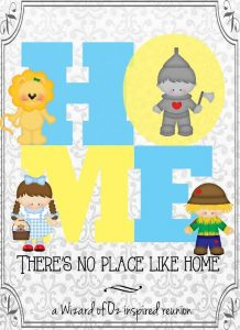 There's No Place Like Home - Wizard of Oz Theme