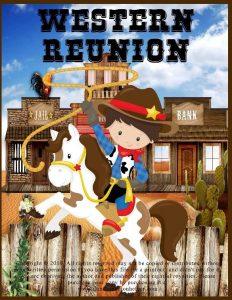 Western-Themed Reunion