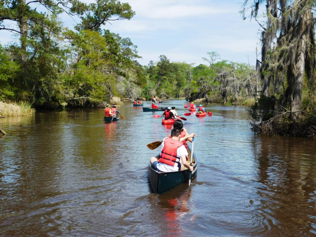 Experience a Cultural Feast on Louisiana's Northshore