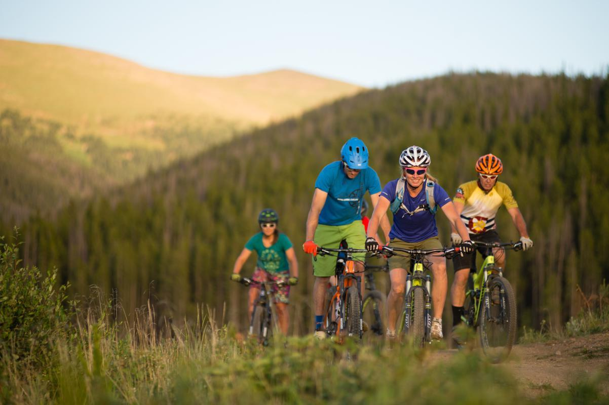 Plan your family reunion amidst awe-inspiring views at YMCA of the Rockies
