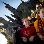 Theme Park Reunions