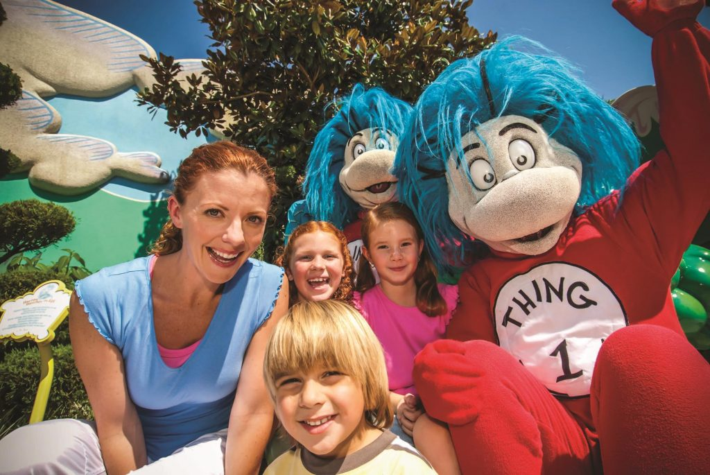 Seuss Landing at Universal Orlando