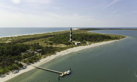 Four Core Communities of the Crystal Coast, North Carolina