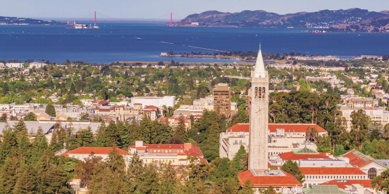 Berkeley is Beautiful at all Times of the Year