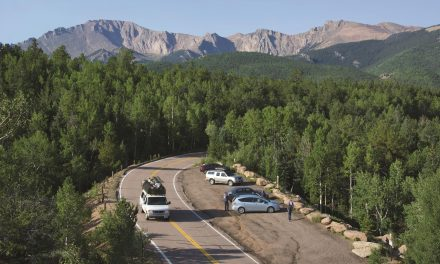 Colorado's Front Range Delivers Spectacular Scenery, Long-Lasting Memories