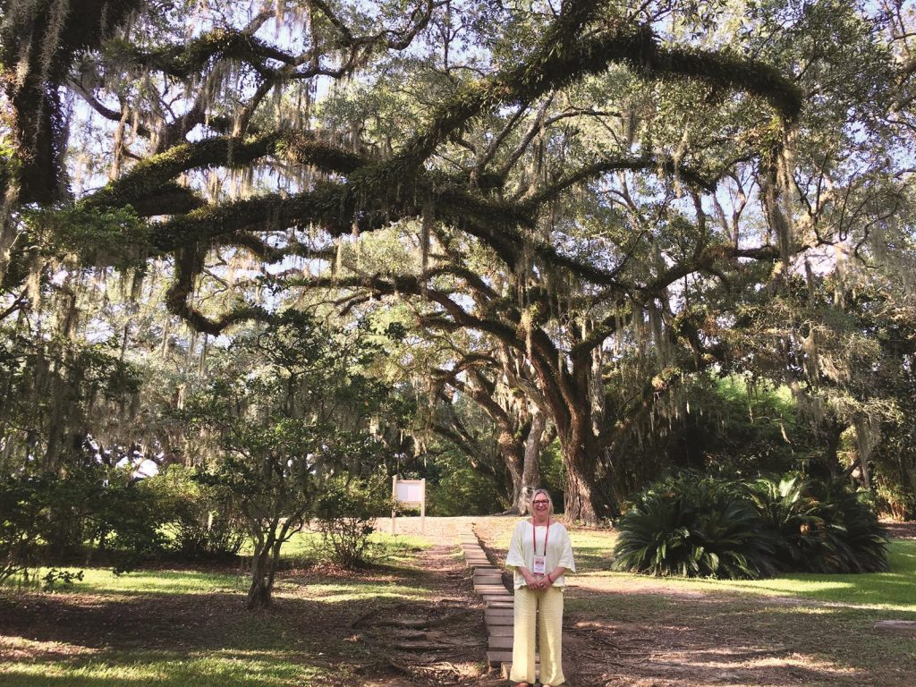 Mary Lu Laffey discovered a place that puts the awe into 'awesome' on Avery Island, Louisiana: Jungle Gardens, 250 semitropical acres adjacent to the home of TABASCO pepper sauce.