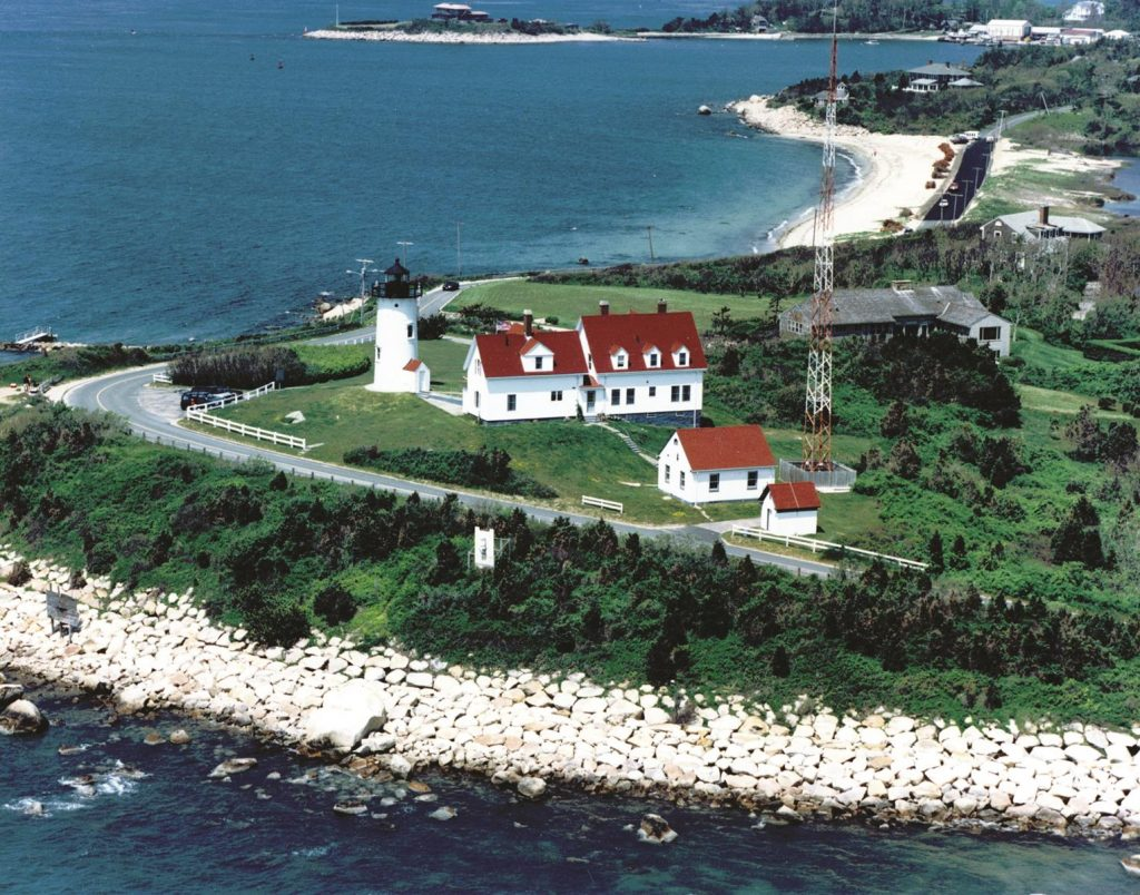 Nobska Lighthouse, Falmouth, Massachusetts