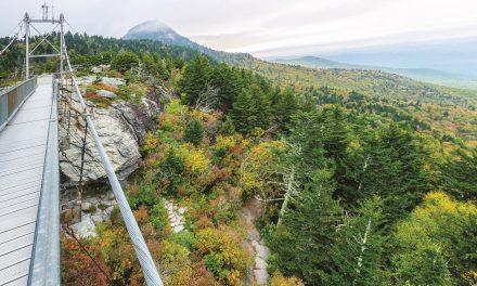 Grandfather Mountain: the 'Crown Jewel' of the Tar Heel State