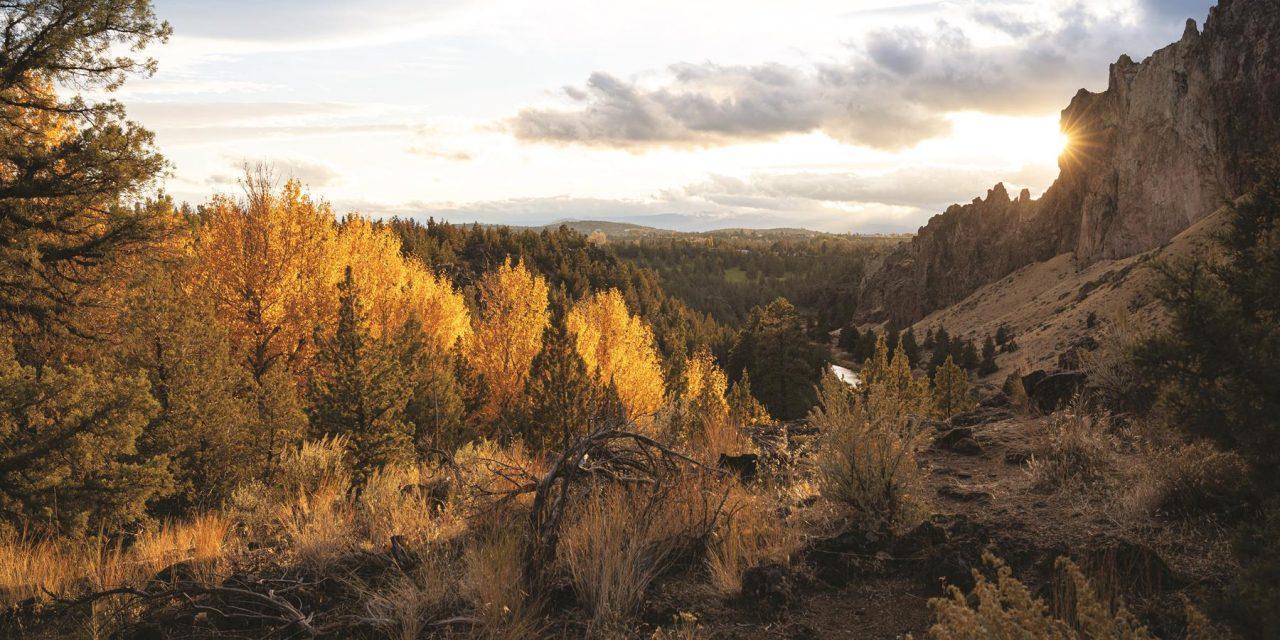 Exploring Oregon from Coastlines to Cliffs