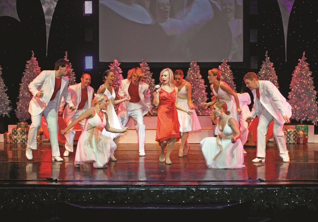 Branson holiday shows dazzle family audiences.