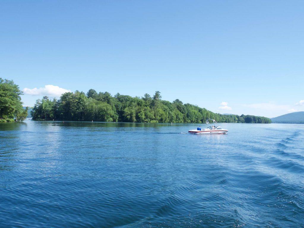 Lake George Photo Courtesy of Amanda May Metzger Lake George Regional Chamber of Commerce & CVB