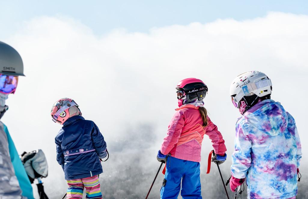 Killington Resort is one of the best family ski resorts