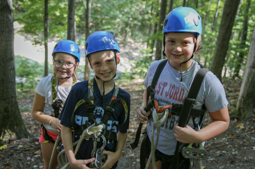 Boyne Mountain's Zipline Adventure Tour - Family Mountain Vacations