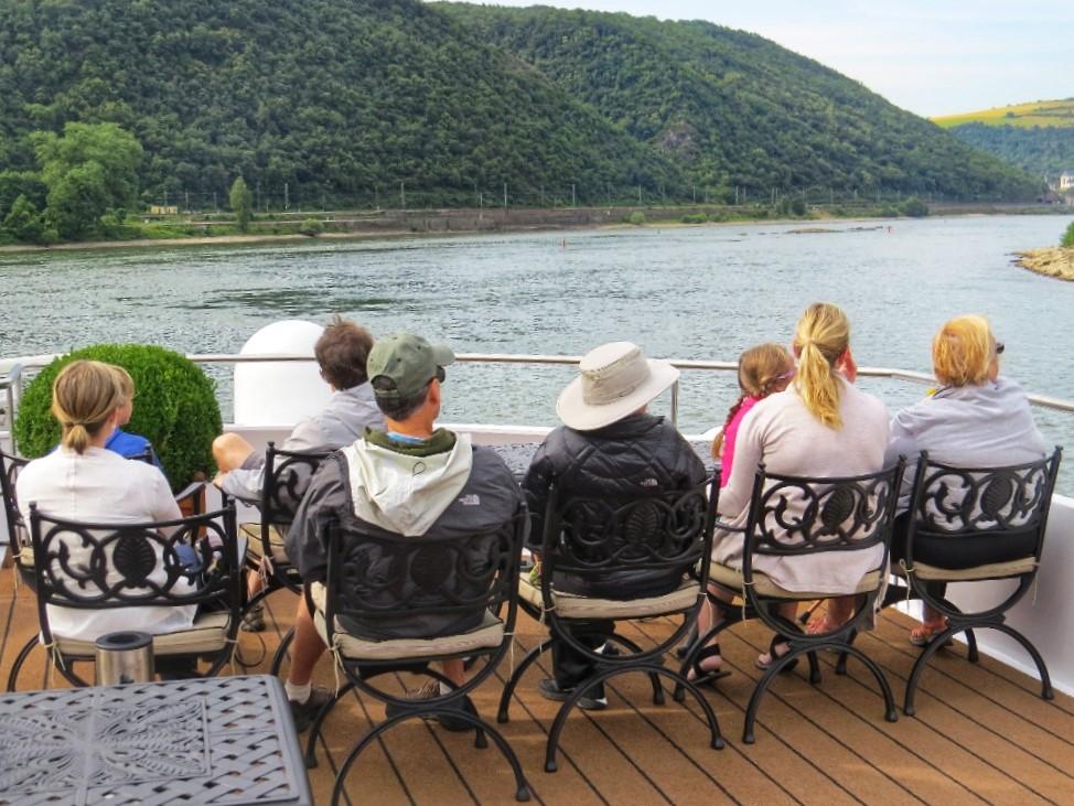 Uniworld River Cruise Picture.