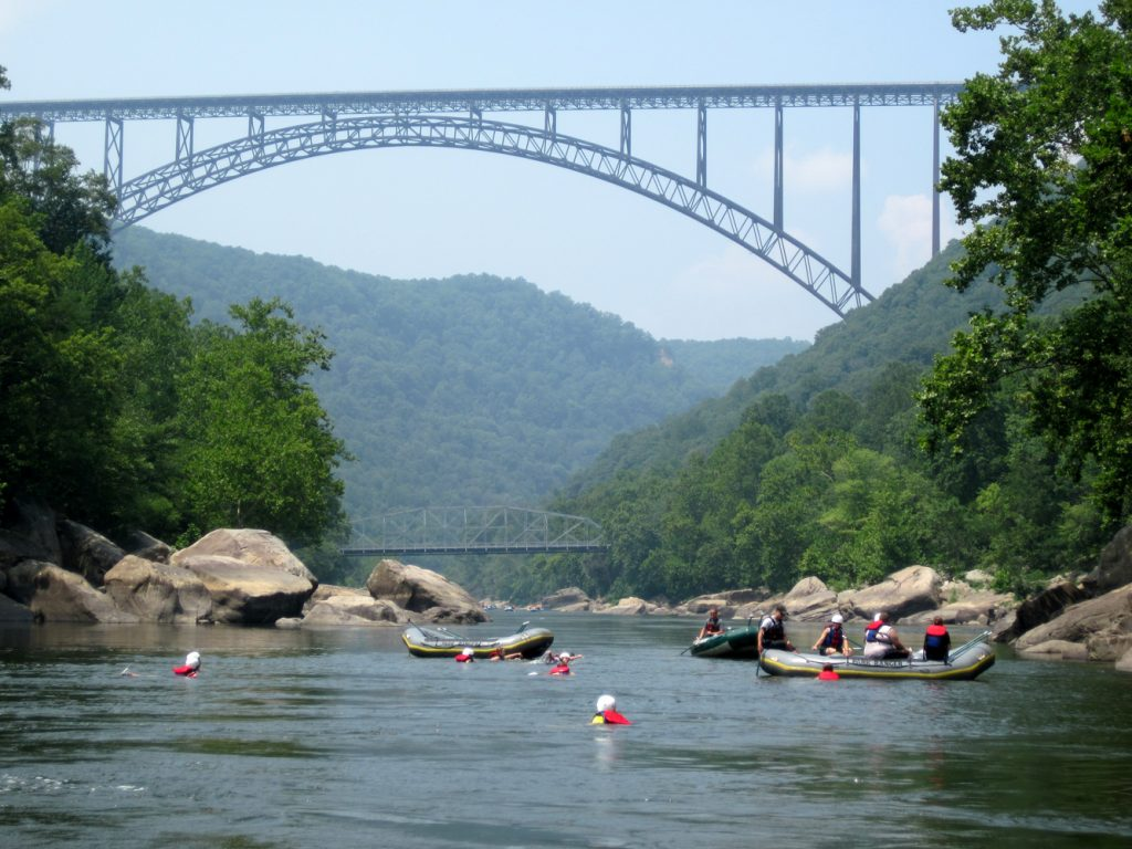 New River Gorge National Park and Preserve, West Virginia