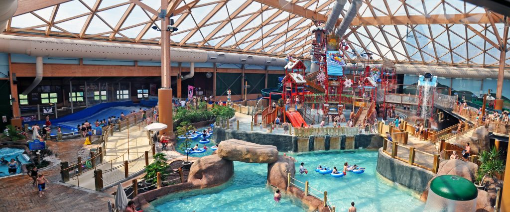 Massanutten Resort Photo Courtesy of Massanutten Resort Massanutten Indoor WaterPark
